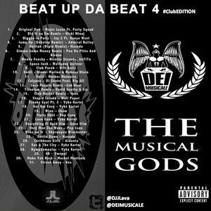 J-LAVA OF DEI MUSICALE. - BEAT UP DA BEAT 4