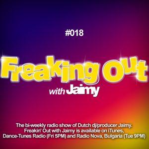 Freakin' Out #018 - 09 July 2010