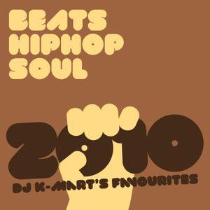 2010 soul/hiphop/beats favourites
