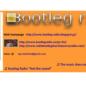 BOOTLEG RADIO GREECE ''DEEPLESS RADIO SHOW'' by SPIROS B