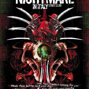 DJ Smurf @ A Nightmare In Italy - 17/11/2007