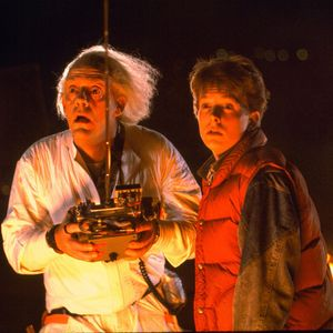 Back to the future #01