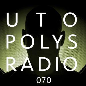 Utopolys Radio 070 - Uto Karem Live Recorded Studio Session (IT)