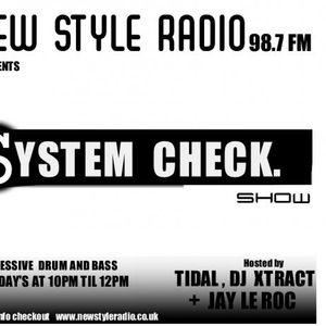 C.P live on Newstyle radio