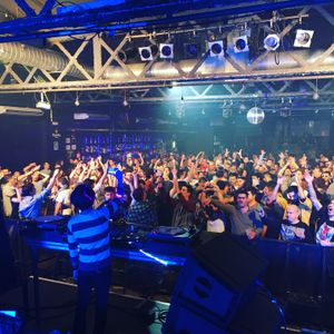 Ken Ishii Live @ The Loft / Razzmatazz, Barcelona Spain - 11 November 2016