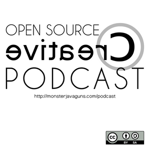 Open Source Creative Podcast #26 – How to Make a Living as an Open Source Creative