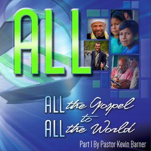 02 November 2014 - Missions Month Part 01 - Pastor Kevin Barner