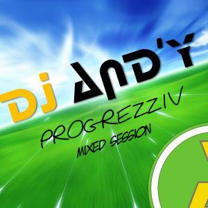 DJ AND'y - Progrezziv