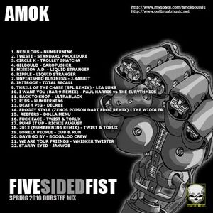 Amok - Five Sided Fist (spring 2010 dubstep mix)