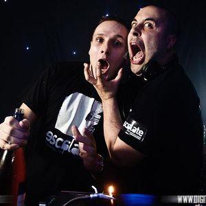 Matt M. Maddox & Feedi on 4 Decks @ littleBLUE's B-Day (17.03.2012)
