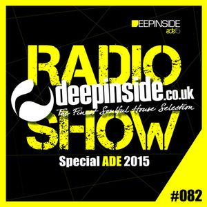 DEEPINSIDE RADIO SHOW 082 Special ADE 2015