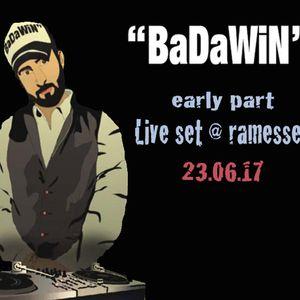 Live set @ ramesses 23.06.17