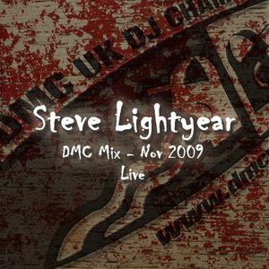 Steve Lightyear - DMC-Mix Nov 09