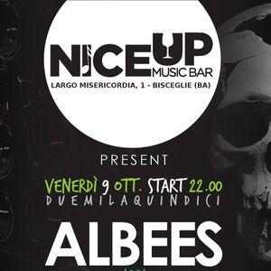 // NICE BASS // ALBEES dnbmix2015
