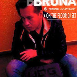 El Pinchadiscos 4 On The Floor Set Radio Zero 97.7 fm Marzo 2107 J.Pe Bruna