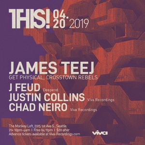 Chad Neiro - Live at This! 04/20/2019