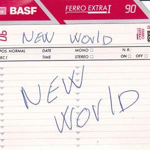 NEW WORLD 3 - DJ.Desconocido - 1992 - Alegre Bandolero