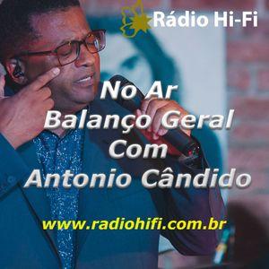 Balanço Geral com Antonio Cândido - Edição 9
