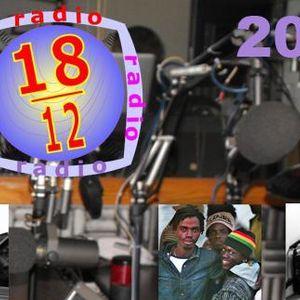 outerglobe's Radio 1812 special: Silent Shout Theatre + Lilas Lafleur with DJ Debbie