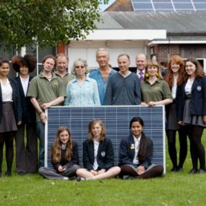 Lewes Priory School Solar Energy Project