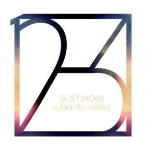 12-3 Mixshow 048 - Ruben Brundell