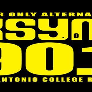 K3VST3P Live on 90.1 KSYM 11/28/14