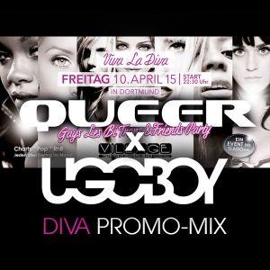 QUEER X U-GO-BOY Diva Promo-Mix