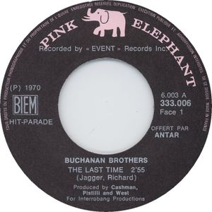 1963-1969 Bubbling Unders (The Last Time)