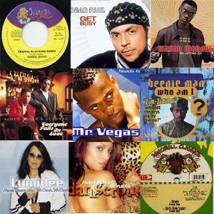 DJ D Elle 90's bashment mix pt1