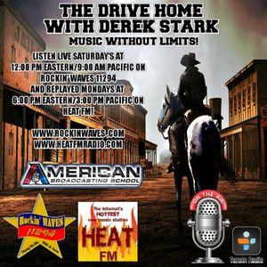 Rockin' WAVES 11294 - The Drive Home with Derek Stark (December 17, 2016)