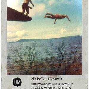 Kosmik + haïku @ Ultramarinos, Barcelona - 25/01/2013