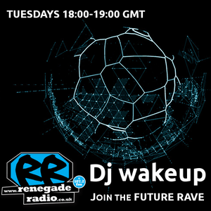 Dj wakeup presents DEMONIC POSSESSION RECORDINGS and ZwieLicht live on RenegadeRadio 2013-02-26