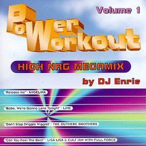 DJ Enrie - The Power Workout Vol. 1 - High NRG MegaMIx