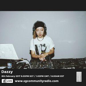 SGCR Radio Show #37 - 08.02.2018 Episode ft. Dazzy (Shanghai)