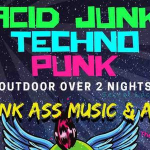 Acid Punk Techno Junk - May 2019