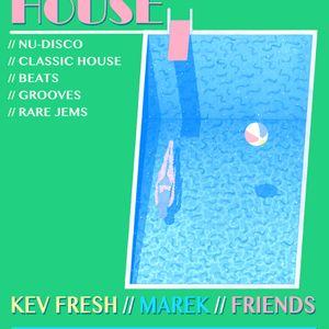 Kev Fresh - The Halfway House July 2012