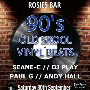 Live Set @ Rosies Bar, Newton Le Willows, 30/9/17