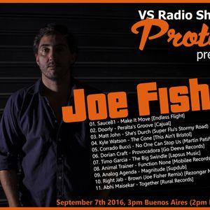 Joe Fisher @ VS Radio Show, Proton Radio 07.09.16