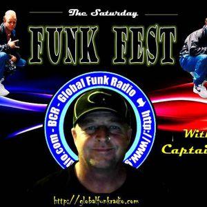 Captain D - Saturday Funkfest (Sat 11 Jan 2014)