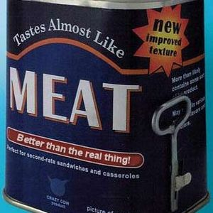 Funky Canned Meat