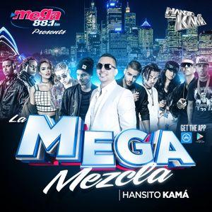 La Mega Mezcla Rock Latino 1.0 (Live on Mega 88.1)