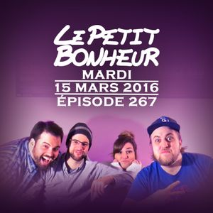 LPB - Ép 267 - Mar - Le pire ennemi juré du secondaire/Tu es dans un band de musique: quel serait le