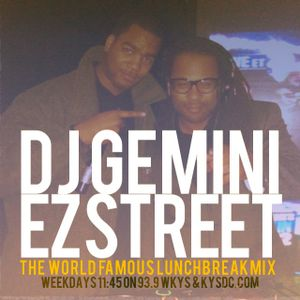 Dj Gemini & EZ Street Live on 93.9 WKYS The World Famous #LunchBreakMix (Rare Essence Edition)