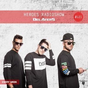 Heroes Radioshow #121