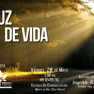 Luz De Vida - Nadis Ramírez - 20-05-2016