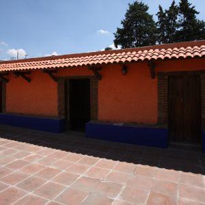 Museo de sitio de Tizatlán