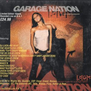 So Solid Crew & Karl 'Tuff-Enuff' Brown - Live at Garage Nation New Year's Day 2002 (Side B)