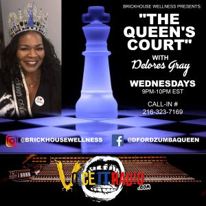 Queens Court w/ Delores Gray 5/11/2021 Guest: Justin Bibb (Candidate for Mayor of Cleveland)