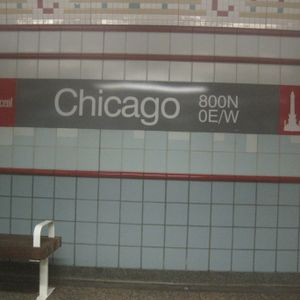 D&Z - Chicago Subway