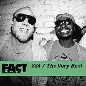 The Very Best - Fact Magazine mix